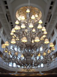Grand Floridian Chandelier - kf