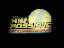 Disney Kim Possible World Showcase Adventure