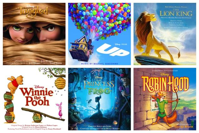 Disney Wedding Songs, Album Covers, Copyright Walt Disney Records