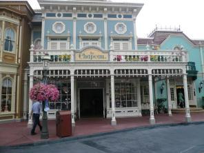 The Chapeau Main Street Magic Kingdom Walt Disney World - Michael Gray