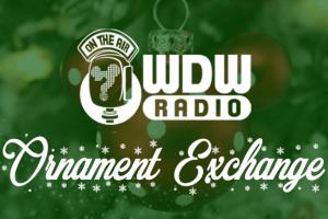 WDW Radio Ornament Exchange