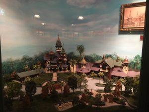 Model of Mystic Manor
