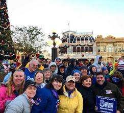 WDW Radio Running Team Cheer Squad