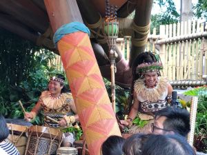 Moana: A Homecoming Celebration drummers