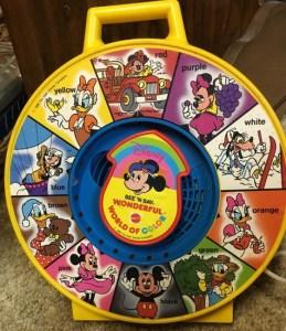 Disney's Wonderful World of Color See 'N Say