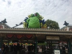 Oogie Boogie Hong Kong Disneyland