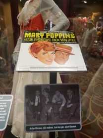 Mary Poppins soundtrack cover
