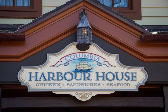Columbia Harbor House - Flickr User Harsh Light, https://www.flickr.com/photos/harshlight/14226312516
