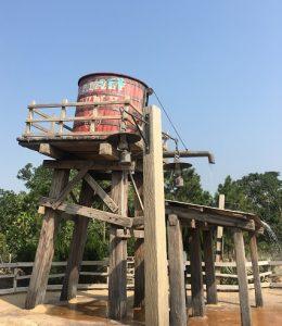 Geyser Gulch Hong Kong Disneyland