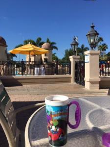 Disney's Rapid Fill Refillable Mug