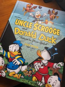 Uncle Scrooge and Donald Duck, Don Rosa comics