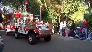Minnie in Mickey's Jammin' Jungle Parade