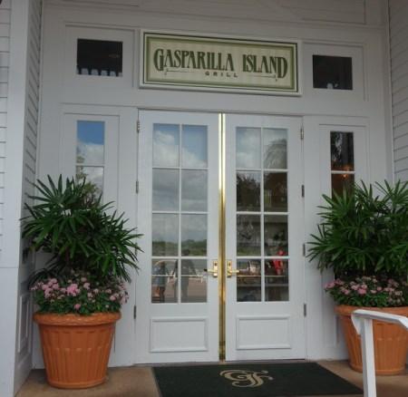 Gasparilla Island Grill exterior