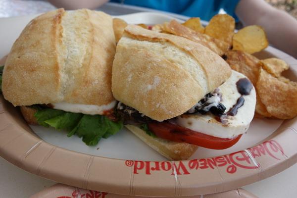 Gasparilla Island Grill Review:  A quick-service surprise