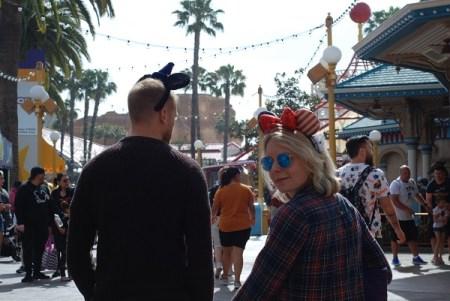Radiator Springs in Disney's California Adventure