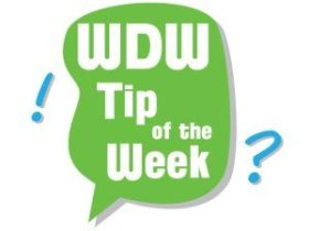 "alt+""WDW Tip of the Week logo."""
