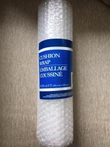 alt=roll of bubble wrap