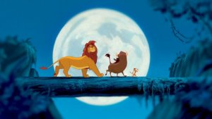 """alt=Hakuna Matata song screen image from The Lion King"""""""