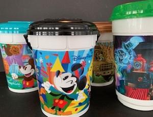 WDW Tip of the Week: Get Your Popcorn Bucket!