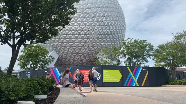 Live video from EPCOT for A Taste of Epcot Food & Wine Festival, attractions, and time exploring the park! Watch, chat, and live Q&A!  MEI-Travel & Mouse Fan Travel Walt Disney World #DiscoverWDWMagic