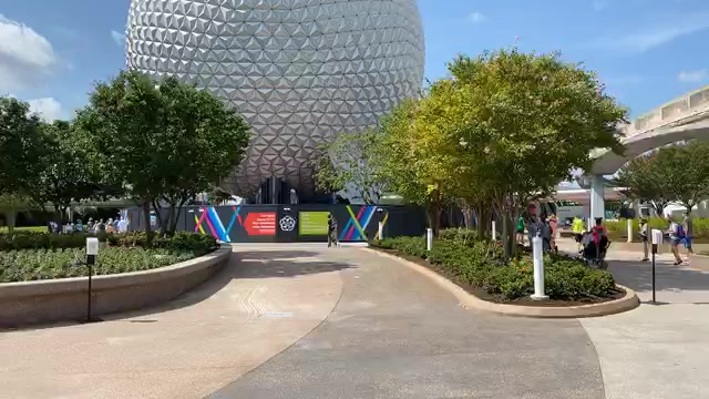 LIVE video from the grand re-opening of EPCOT in Walt Disney World! Please join me as we watch, chat, wander, explore, ride, and eat!