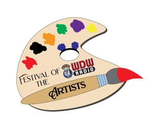 Festival of the WDW Radio Artists logo