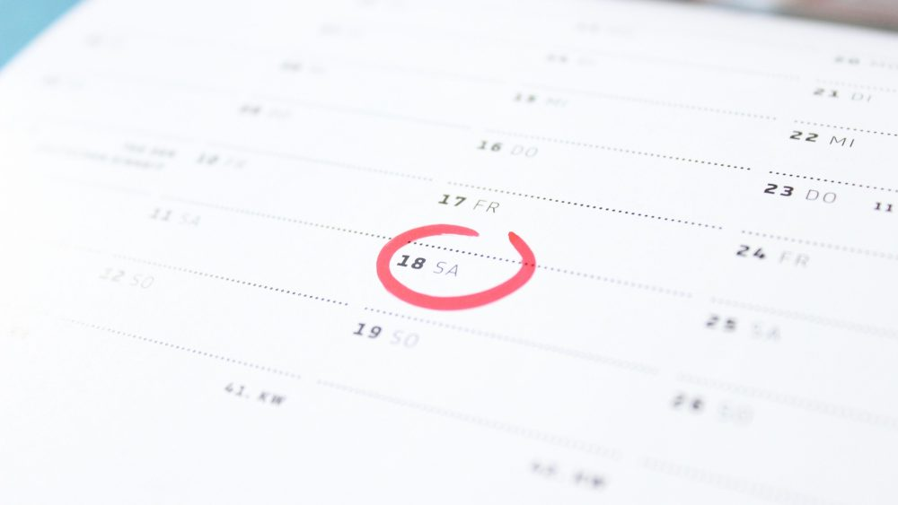 agenda appointment calendar 60032 - Holiday Dates