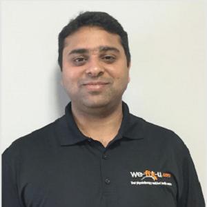 Vikrant, Physiotherapist