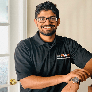Dhrumil Patel, Physiotherapy Assistant