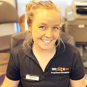 Vanessa, Administrative Assistant