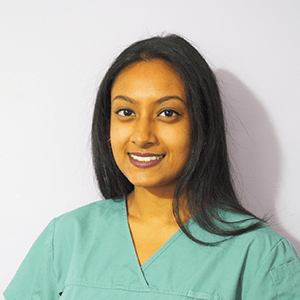 Lisa Balkarran, Chiropodist