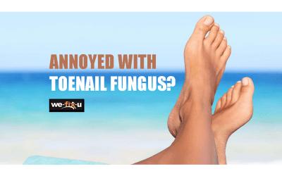 Toenail Fungus Causes and Treatment
