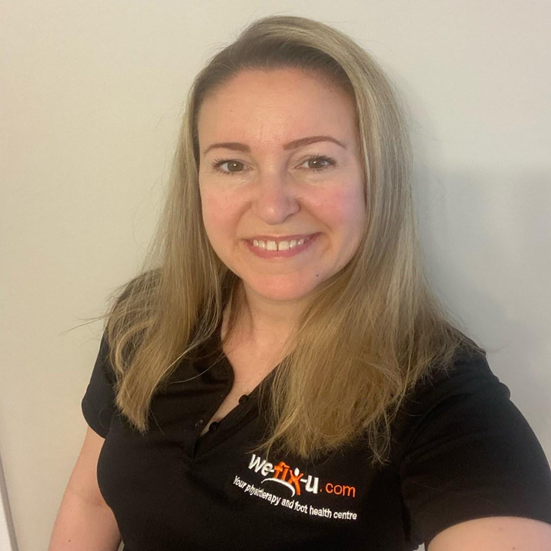 Dana LeClair Registered Massage Therapist