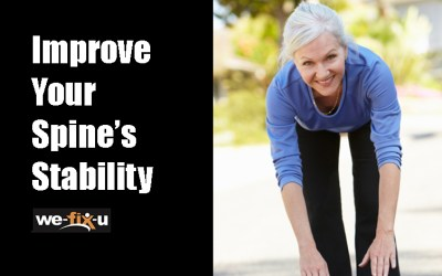 Improve Your Spine's Stability with Physiotherapy