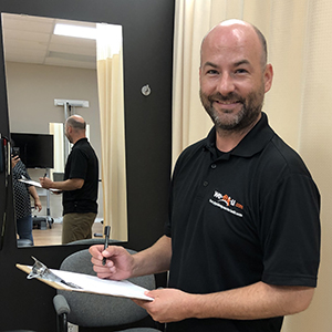 Jean Paul (J.P), Physical Therapist / Clinic Manager