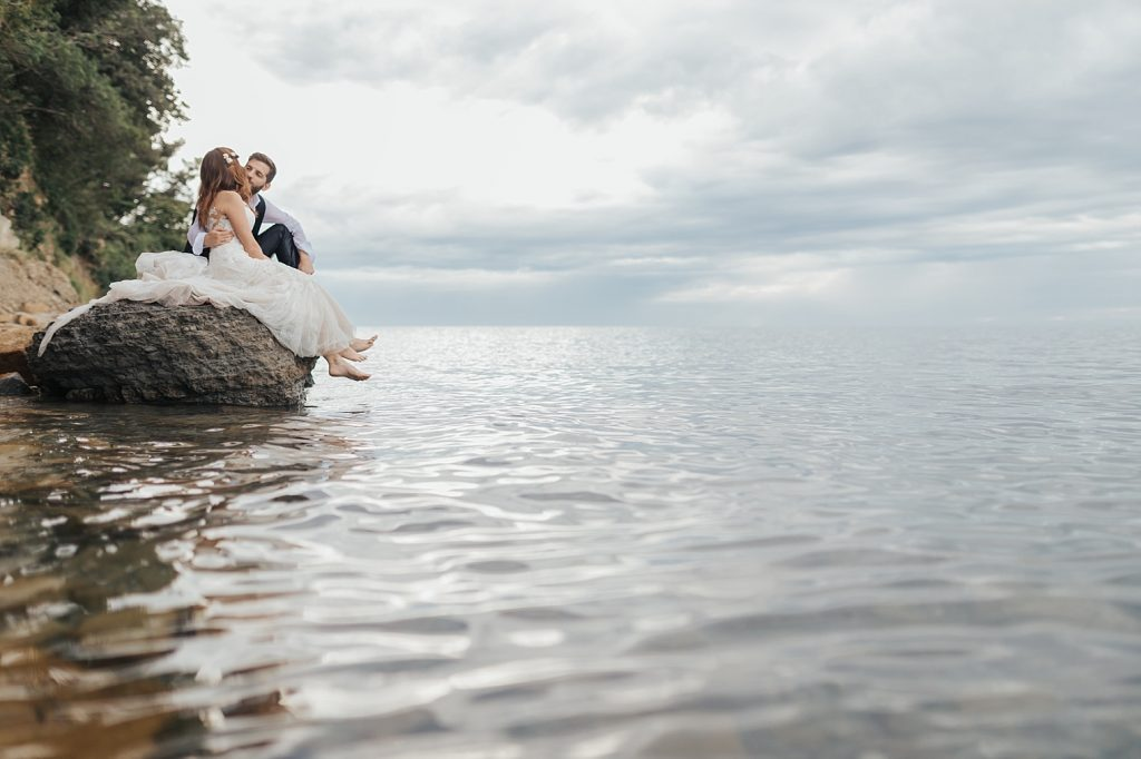 Servizio Fotografico Trash The Dress