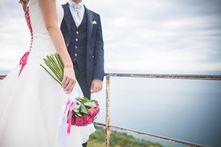Francesca e Federico – Fotografo di Matrimonio a Duino
