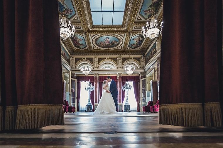 Ingrid e Michele – Fotografo Matrimonio Natalizio a Trieste