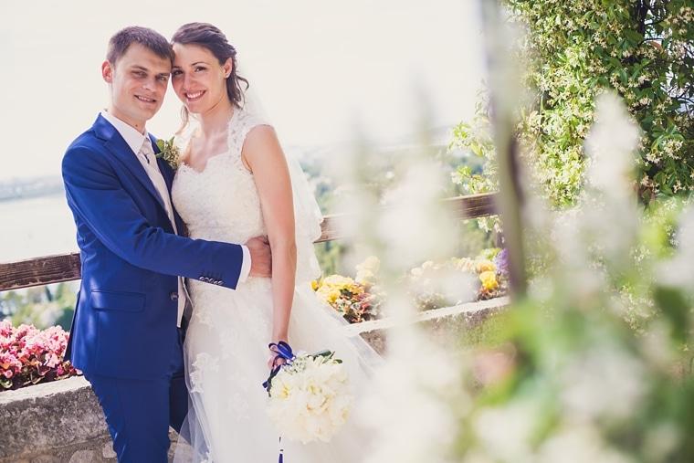 Chiara e Matteo Matrimonio a Trieste