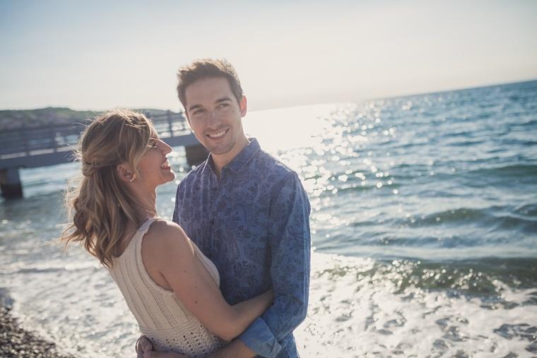 Cristina e Marco – Servizio Fotografico Prematrimoniale a Capodistria