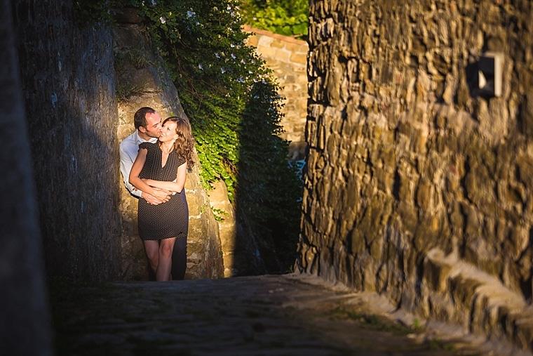 Francesca e Federico Servizio Fotografico Prematrimoniale in Slovenia