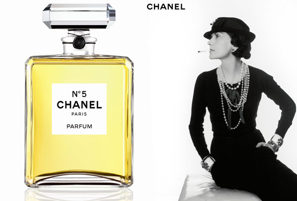exposition N°5 culture chanel