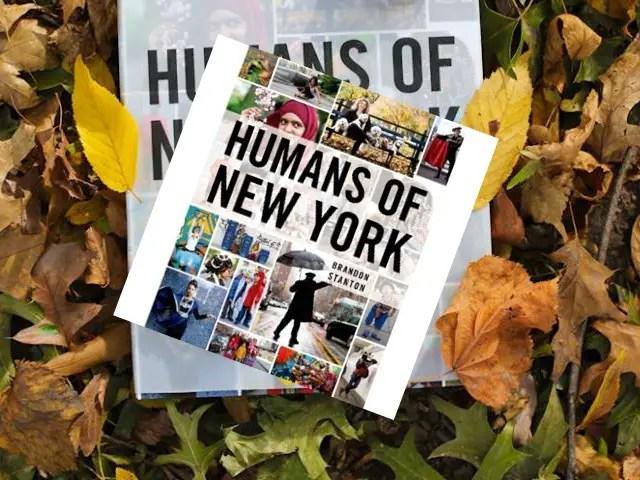 Humans of New York - Noël
