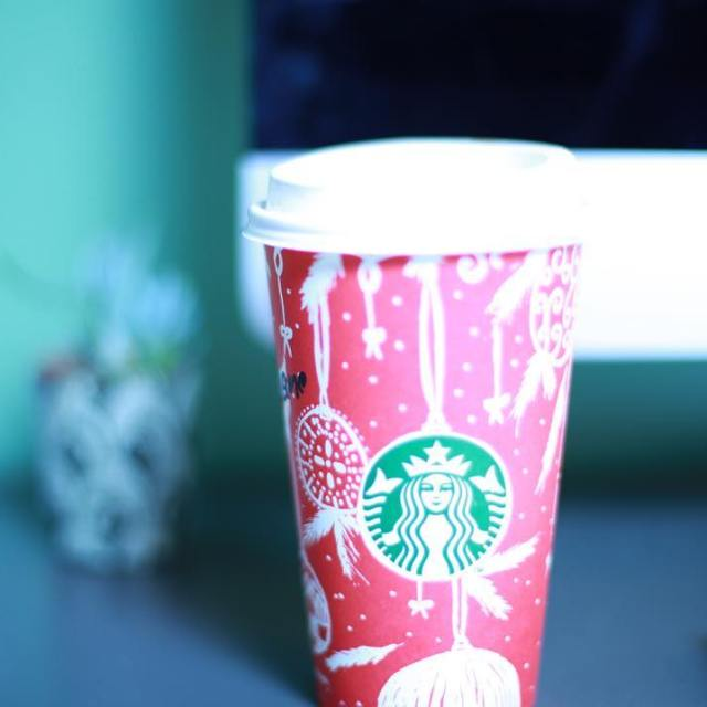 My favorite winter drink can be found starbucksfrance