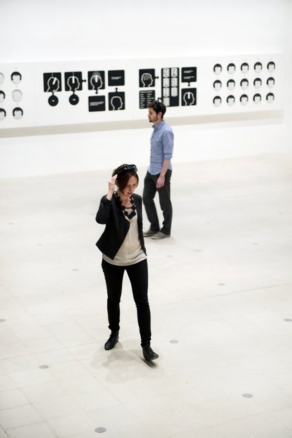 Jeppe Hein, Invisible Labyrinth, 2005. Photo Linda Nylind.jpg