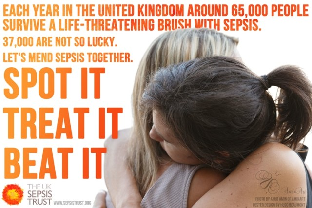 image from the sepsis trust