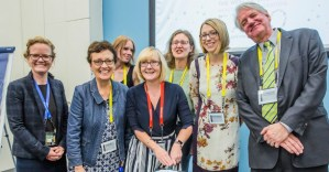 The Innovation and Growth Team launch the Innovation Exchange at the West of England Healthcare Innovation Expo 2018