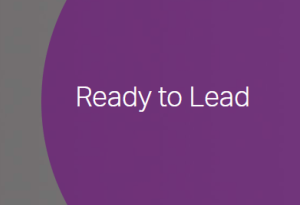 Ready to lead