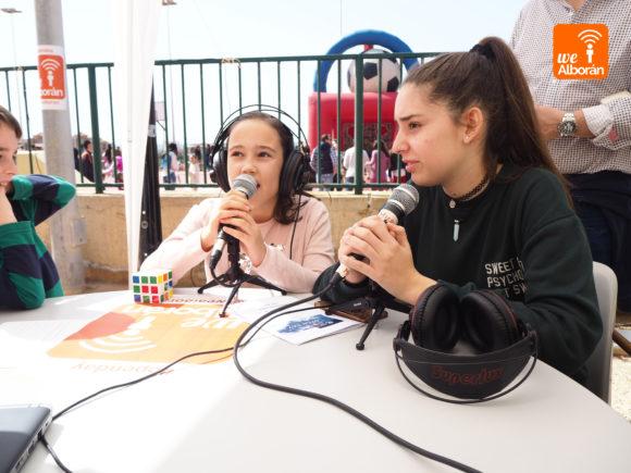WeAlboran Radio en directo