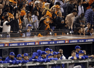 With Giants Potential To Clinch On Road, World Series Tickets Down 26% For Game 6
